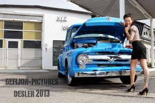 Desler 2013- Ford PickUp