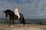 Pferdemädchen Rügen